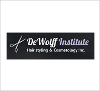 DeWolff Institute of Hair styling & Cosmetology Inc
